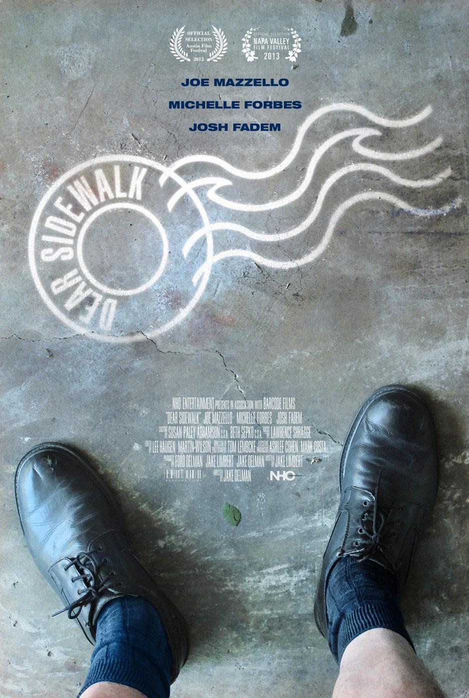 Dear Sidewalk (2013) Poster #1 - Trailer Addict