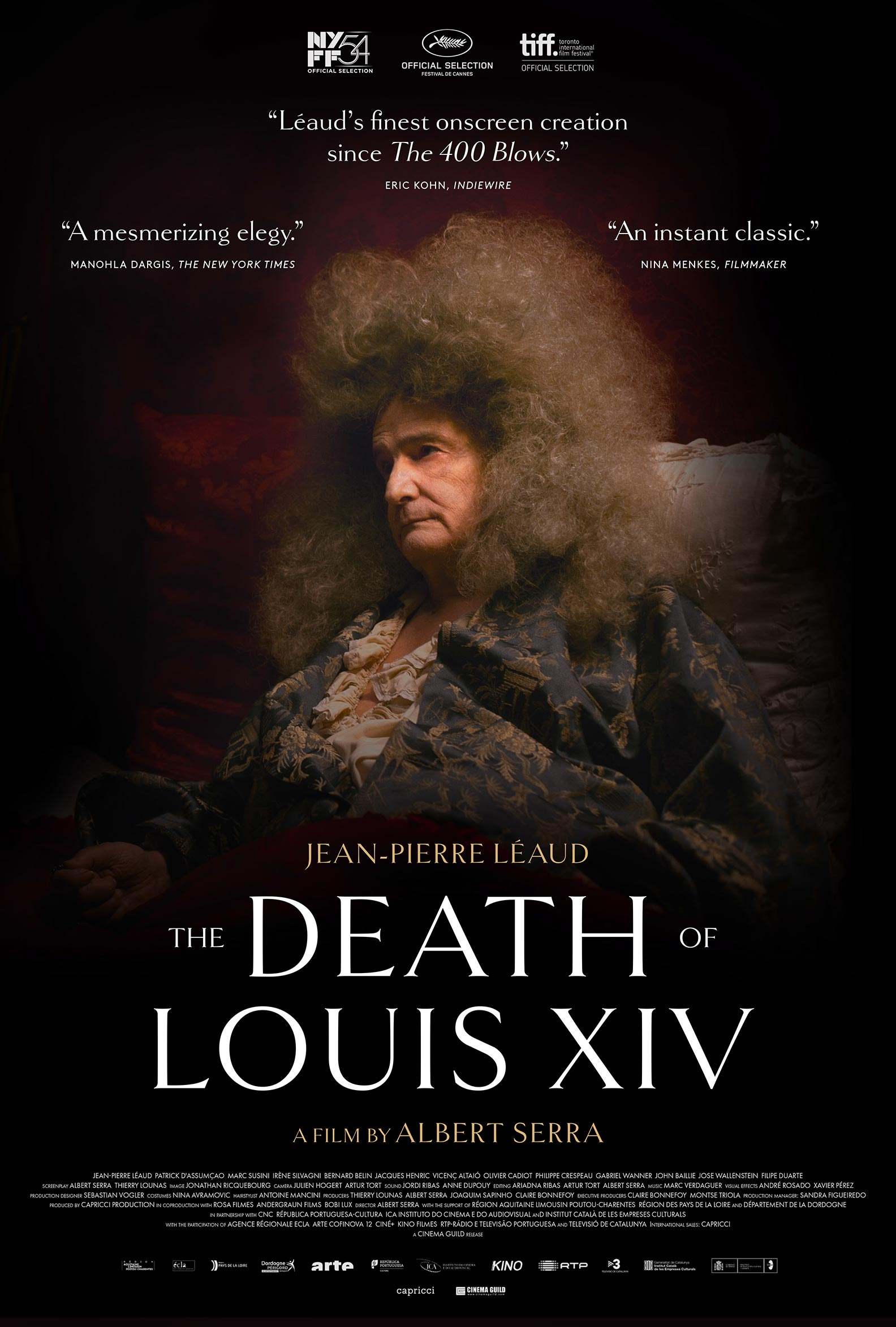 The Death of Louis XIV Poster #1