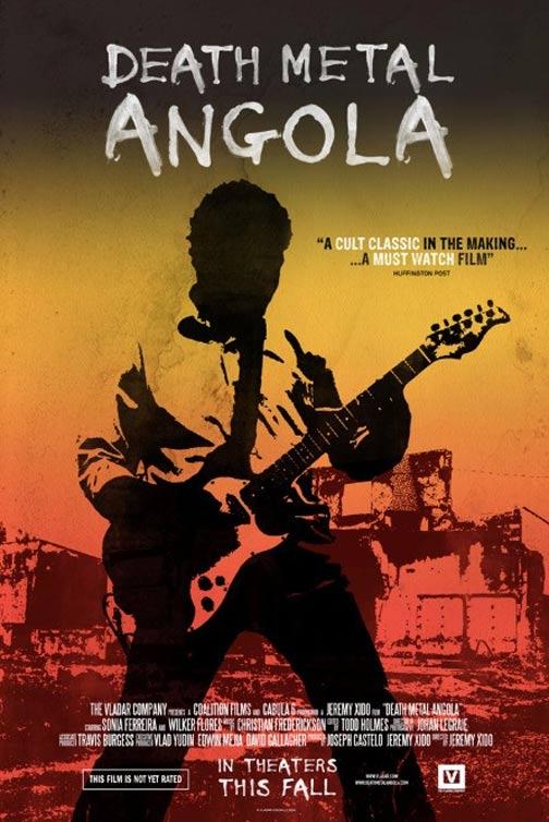 Death Metal Angola Poster #1