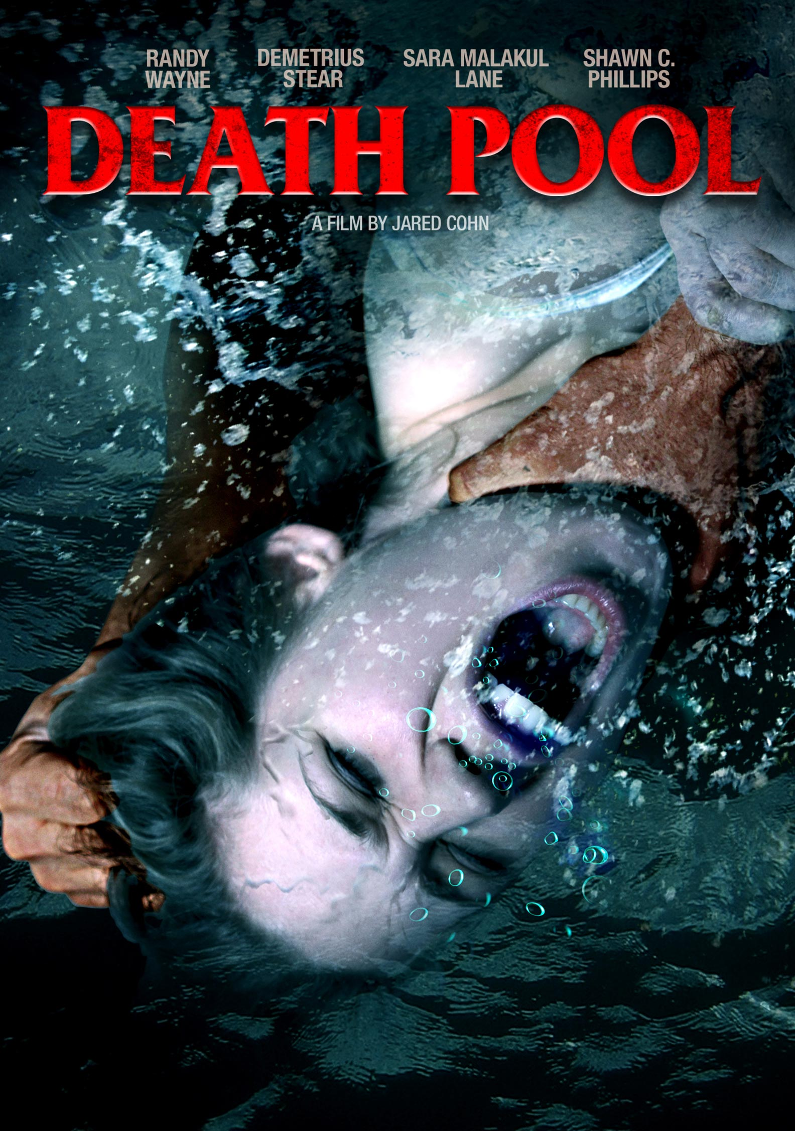 Death Pool Poster #1