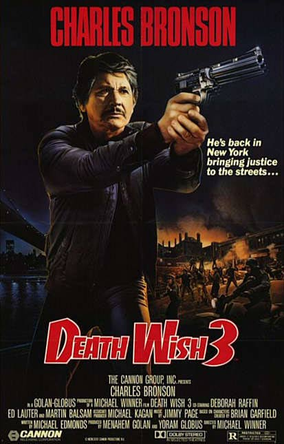 Death Wish 3 Poster #1