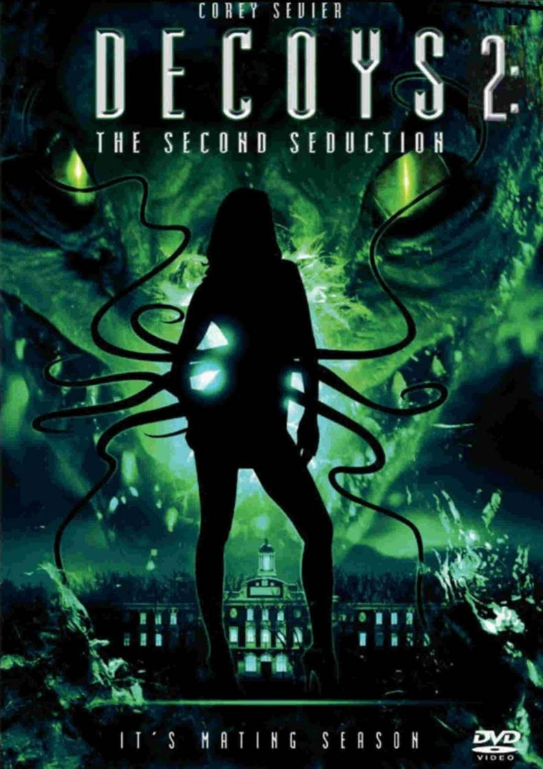 Decoys 2: Alien Seduction Poster #1