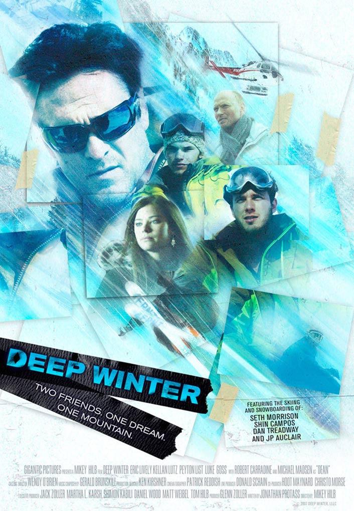 Deep Winter Poster #1