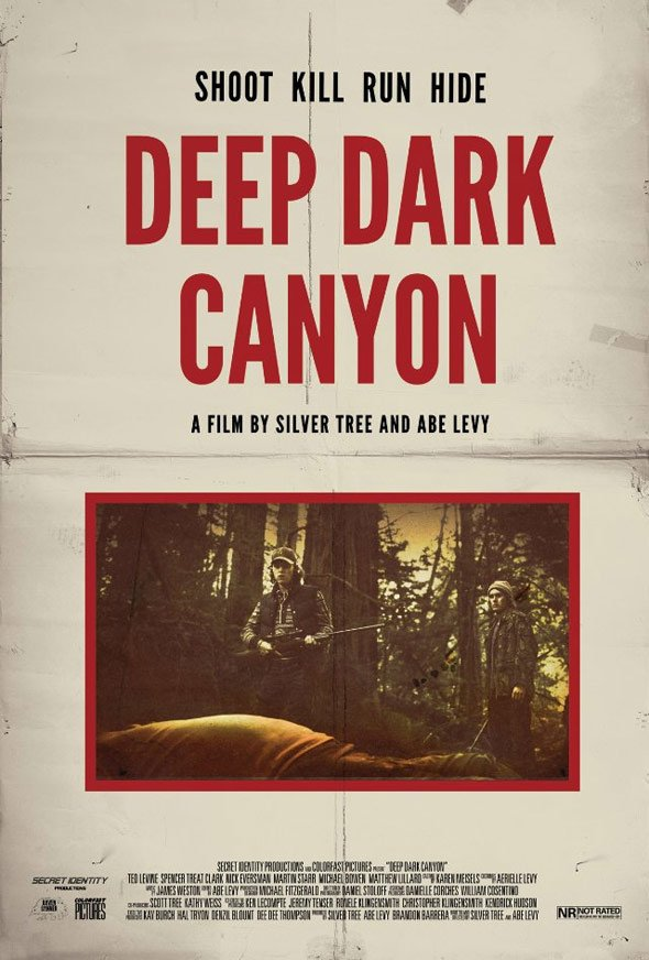 Deep Dark Canyon Poster #1