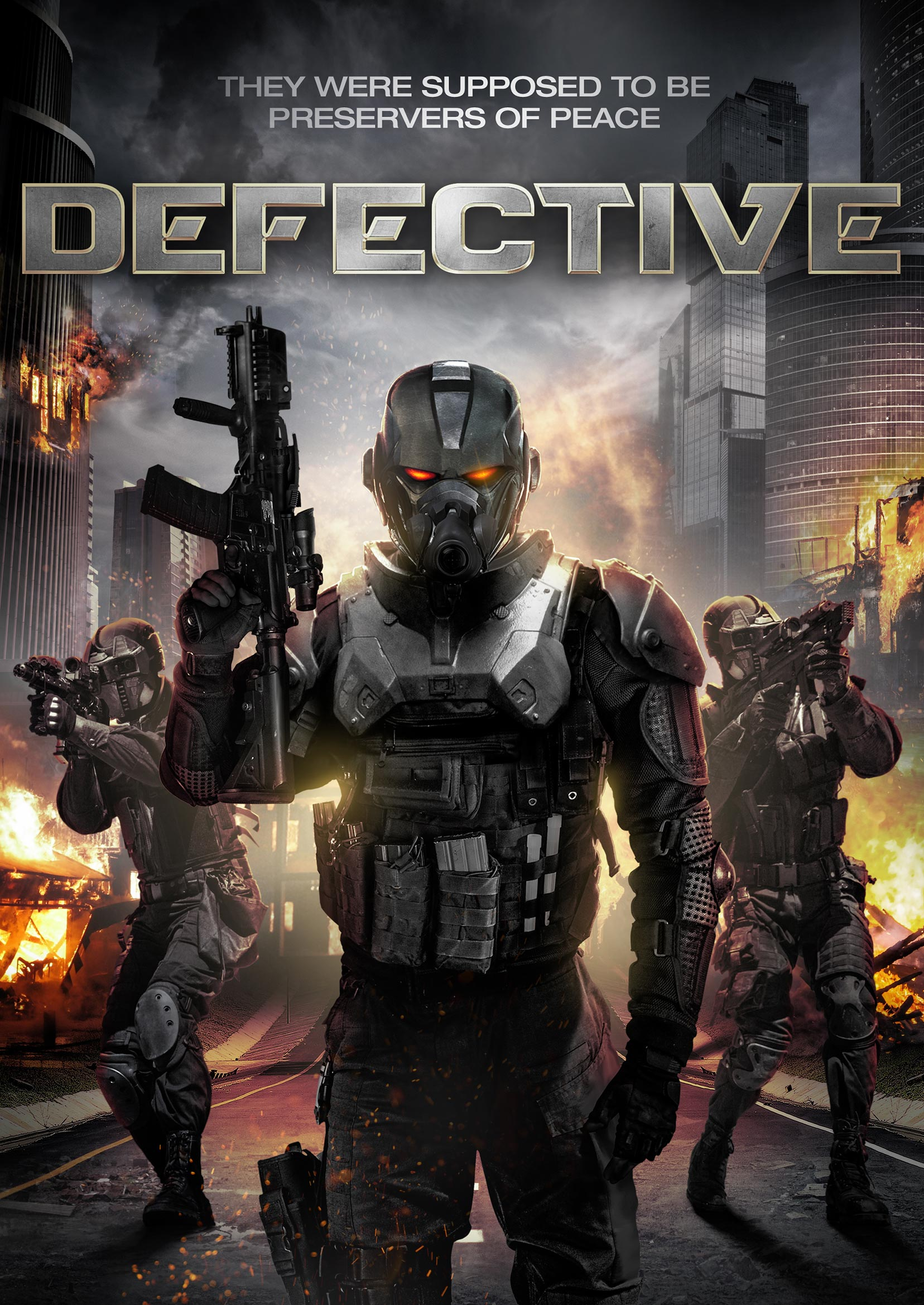 Defective Poster #1