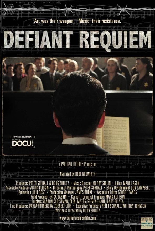 Defiant Requiem Poster #1
