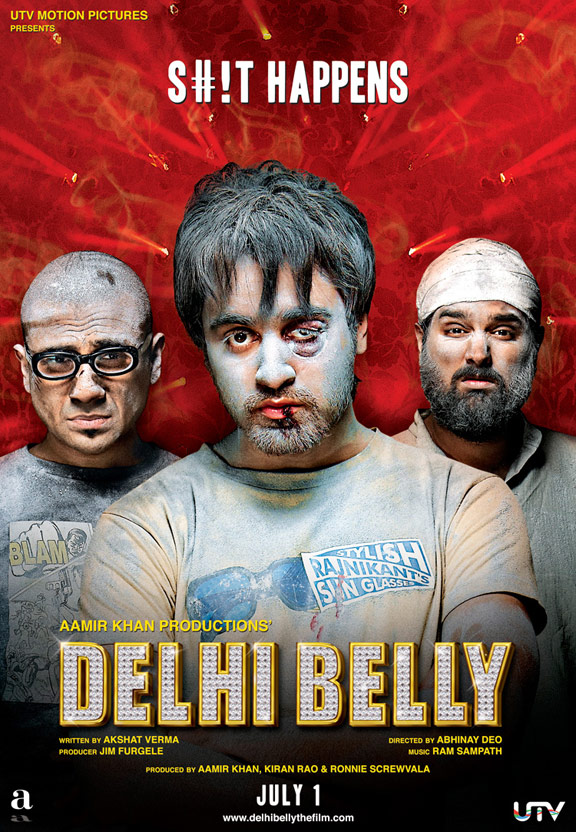 Delhi Belly Poster #1