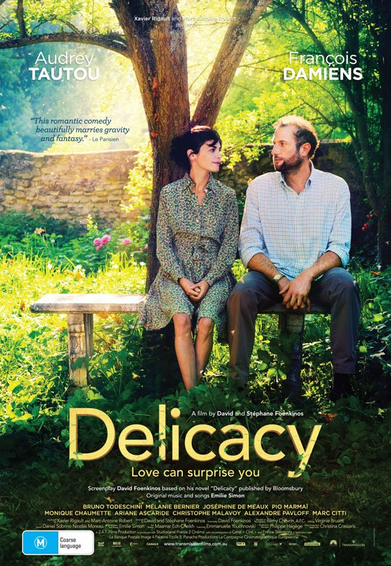 Delicacy Poster #3