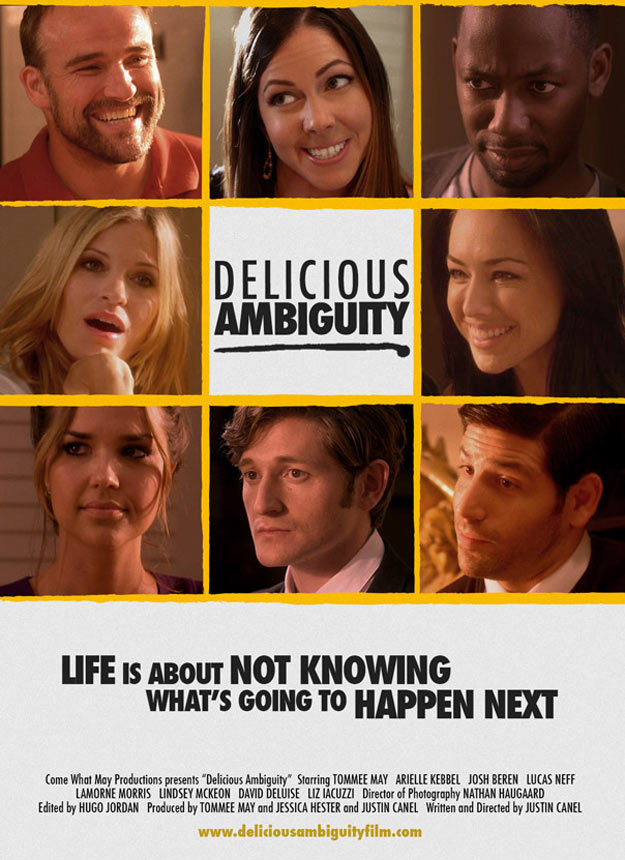Delicious Ambiguity Poster #1