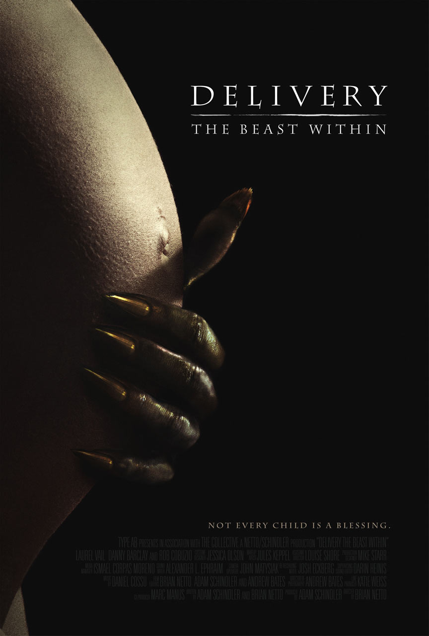 Delivery: The Beast Within Poster #1