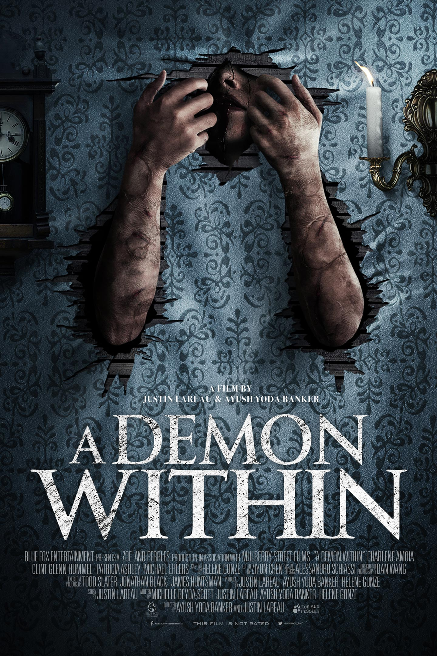 A Demon Within Poster #1