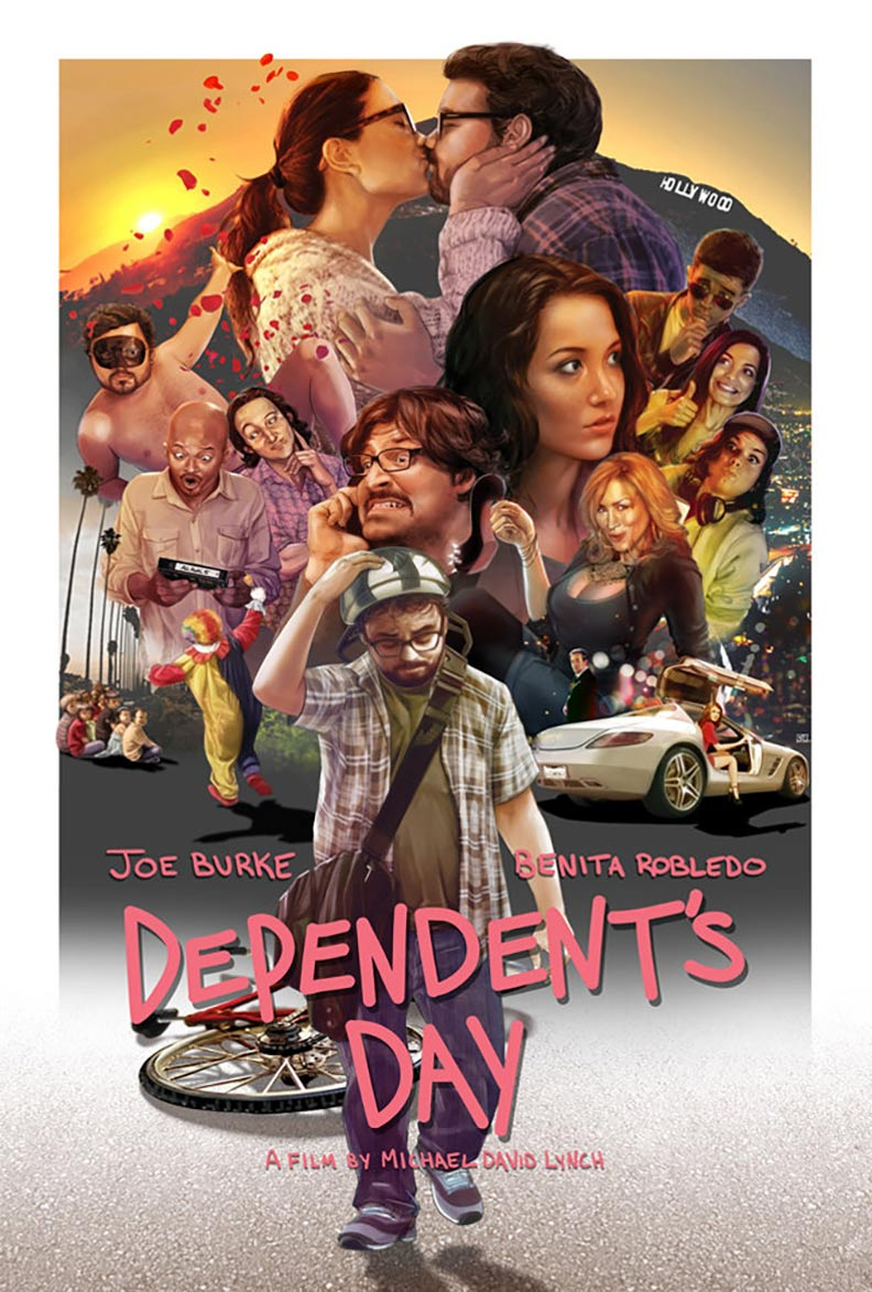 Dependent's Day Poster #2