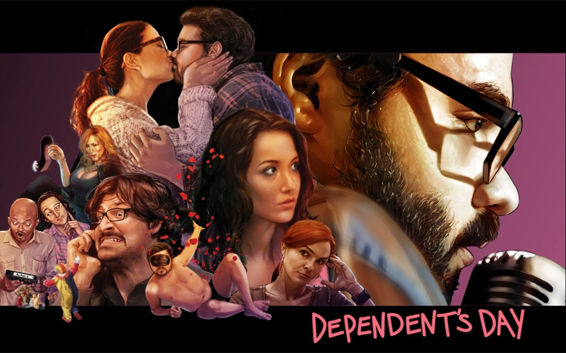 Dependent's Day Poster #1