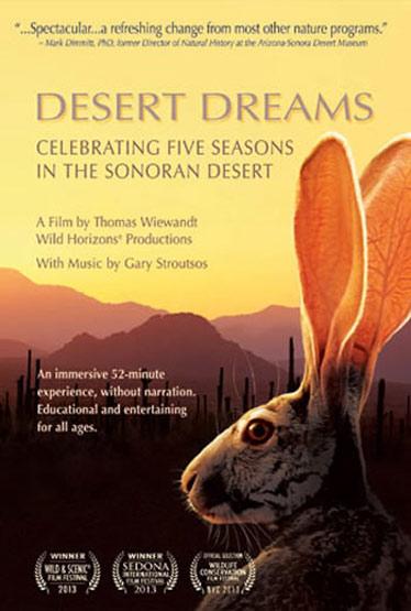 Desert Dreams Poster #1