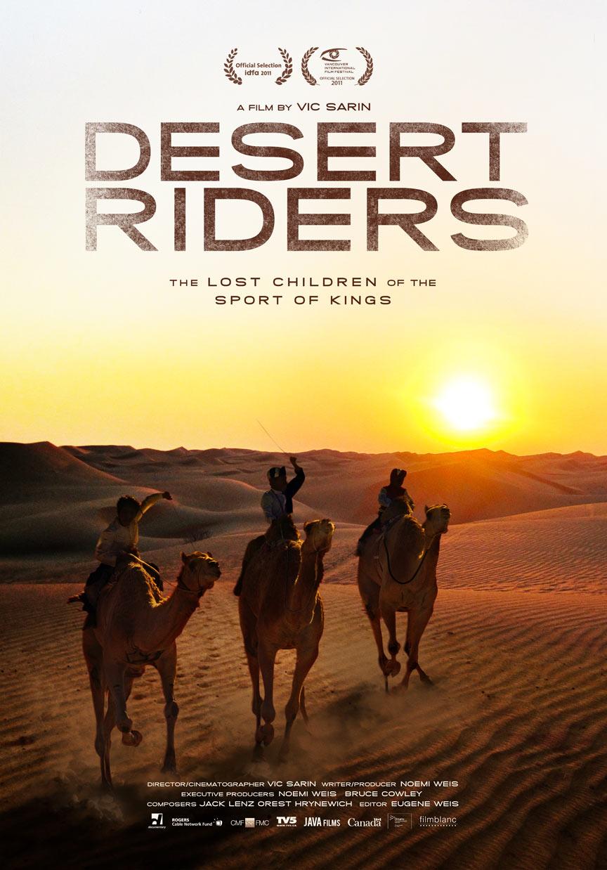 Desert Riders Poster #1