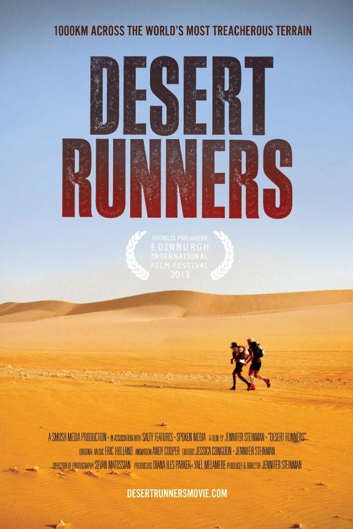 Desert Runners Poster #1