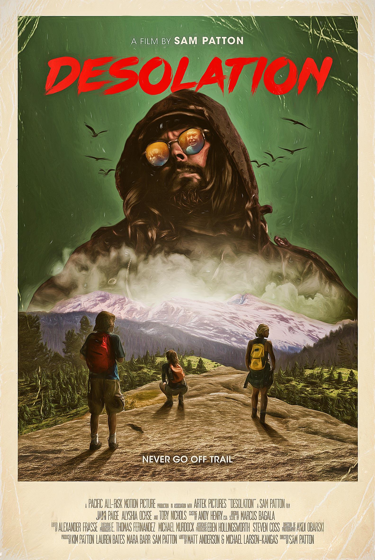 Desolation Poster #1