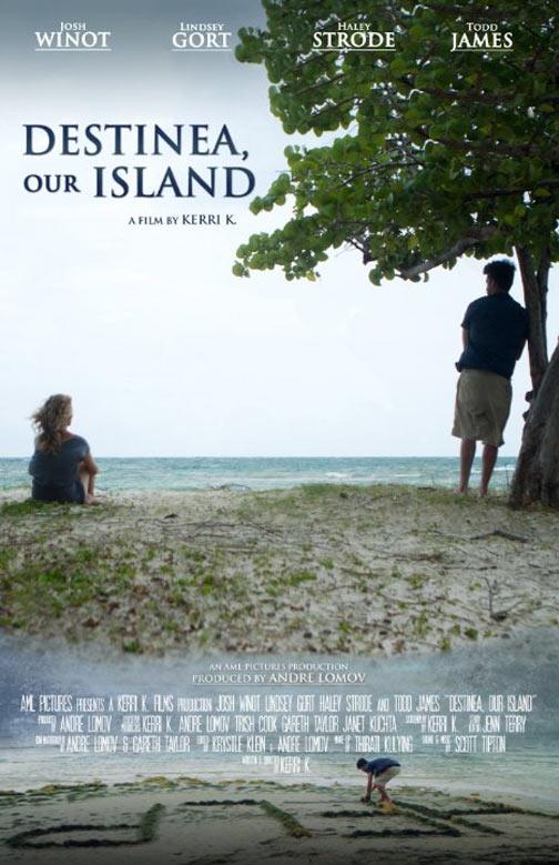 Destinea, Our Island Poster #1