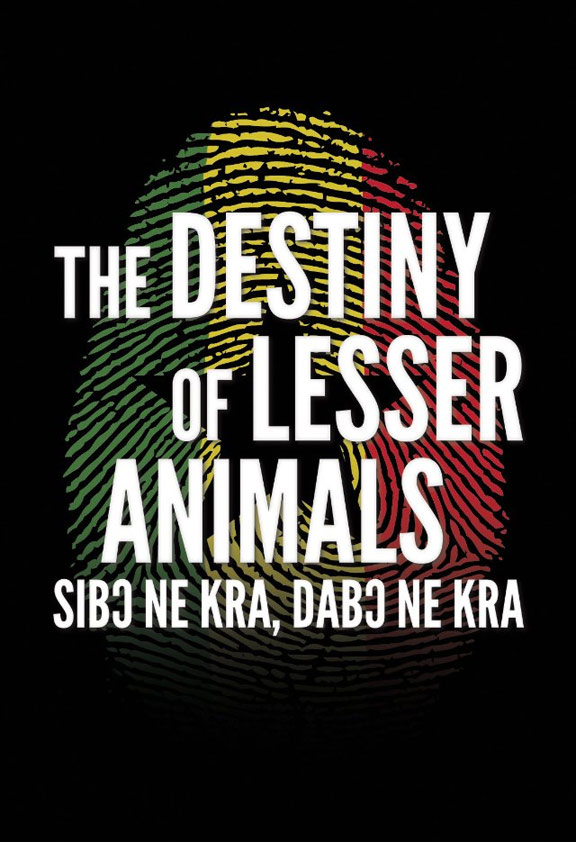 The Destiny of Lesser Animals Poster #1