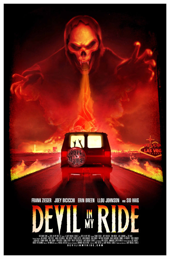 Devil in My Ride Poster #1