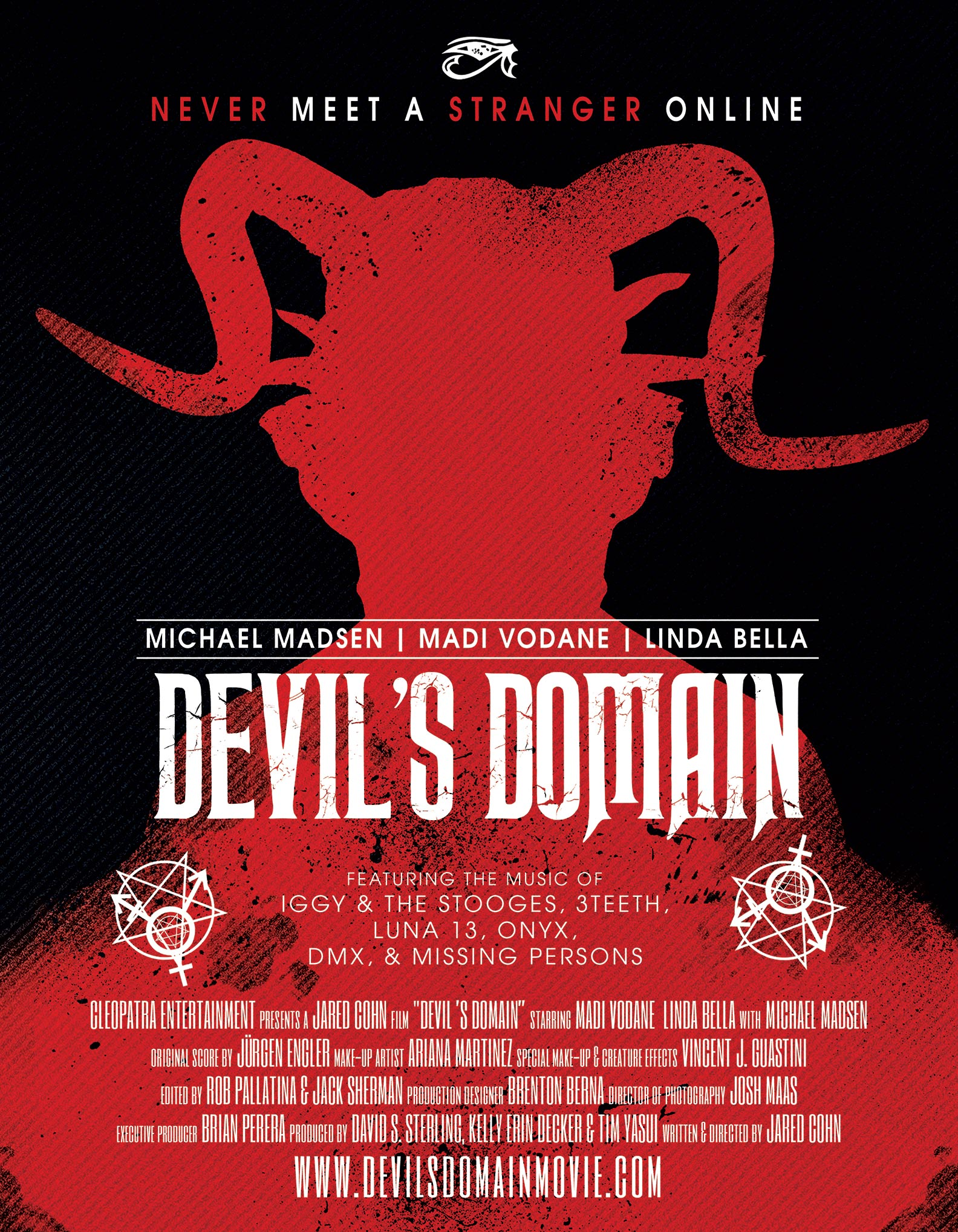 Devil's Domain Poster #1