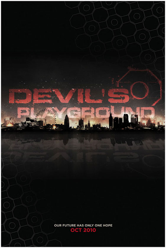 Devil's Playground Poster #2