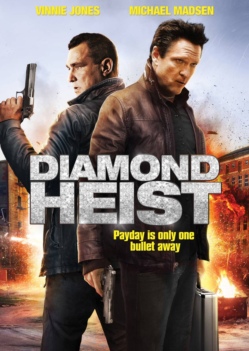 Diamond Heist Poster #1