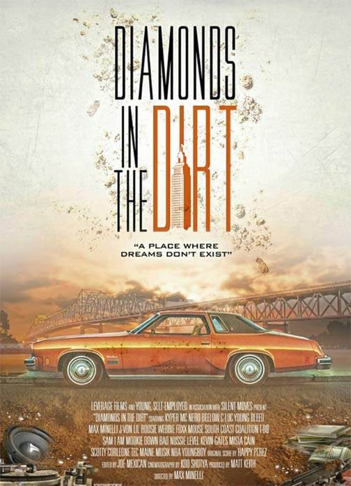 Diamonds in the Dirt Poster #1