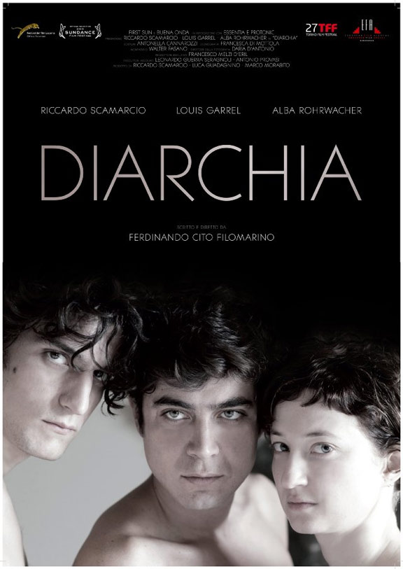 Diarchy Poster #1