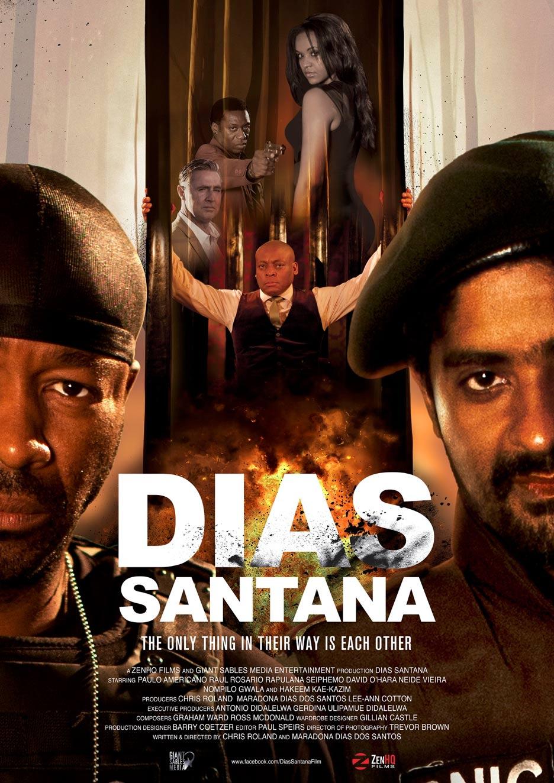 Dias Santana Poster #1