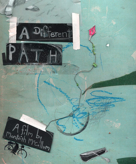 A Different Path Poster #1