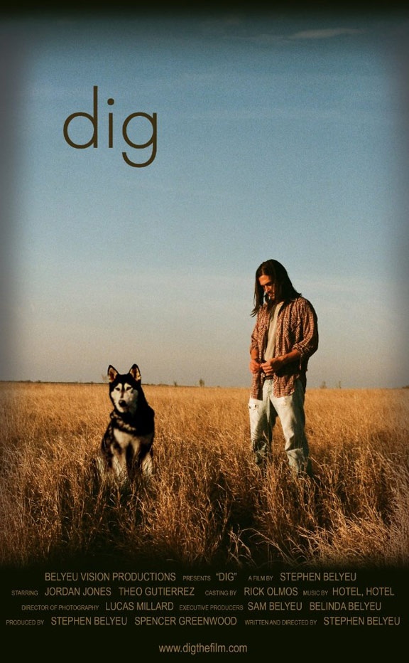 Dig Poster #1
