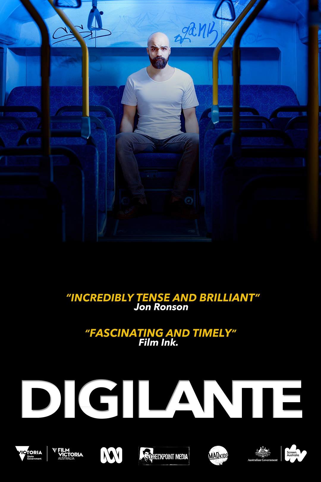 Digilante Poster #1