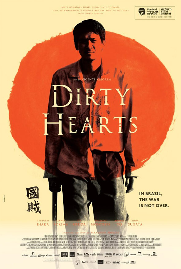 Dirty Hearts Poster #1
