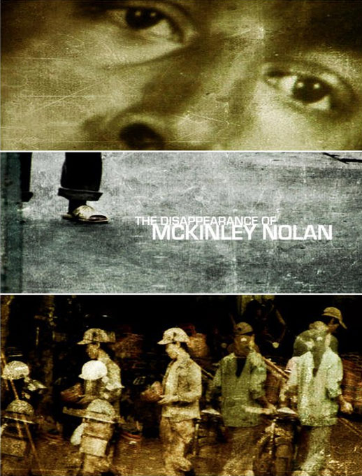 The Disappearance of McKinley Nolan Poster #1