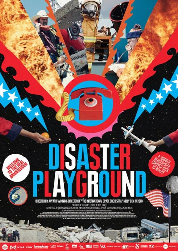 Disaster Playground Poster #1