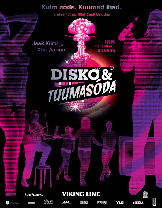Disco and Atomic War (Disko ja tuumasõda) Poster #1