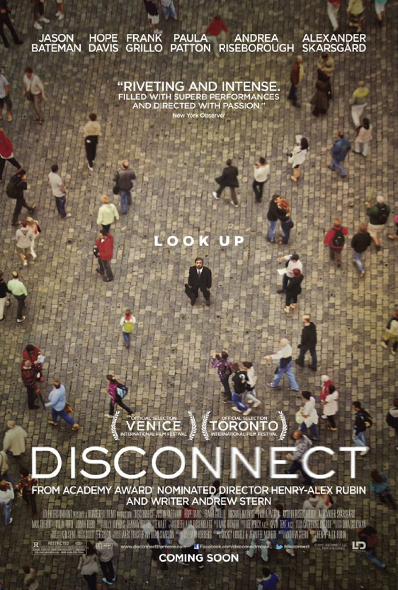 Disconnect Poster #1