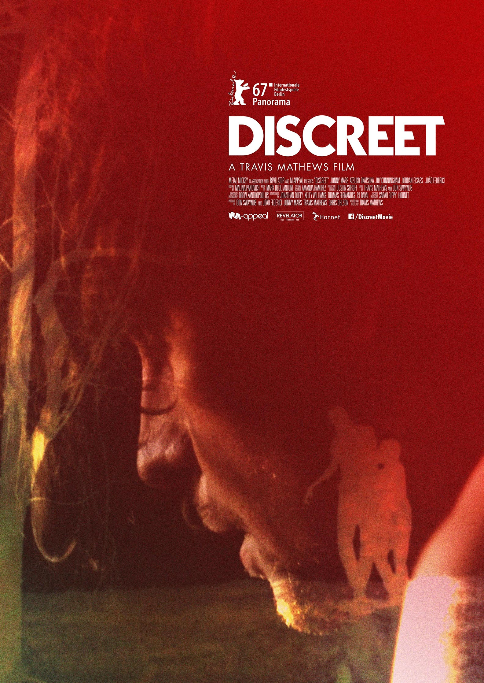 Discreet Poster #1