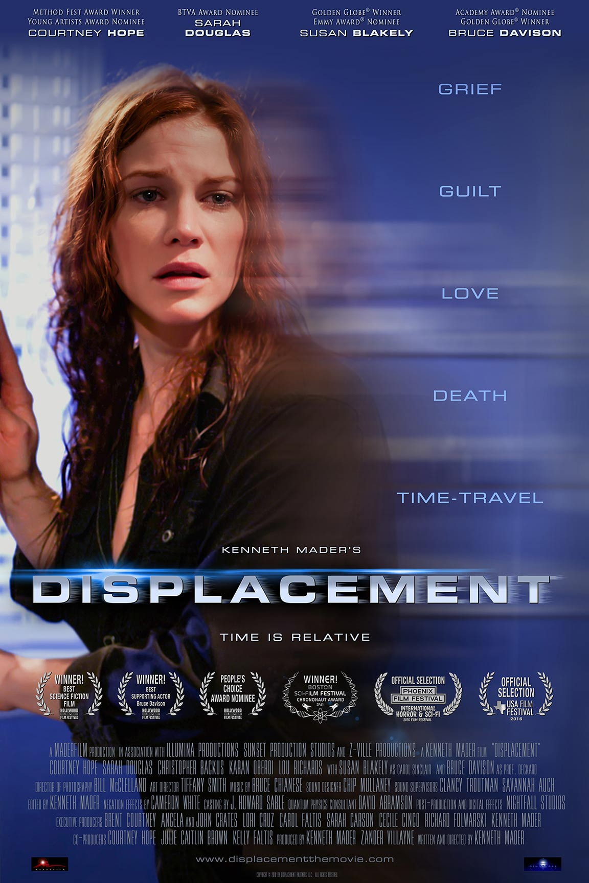 Displacement Poster #1