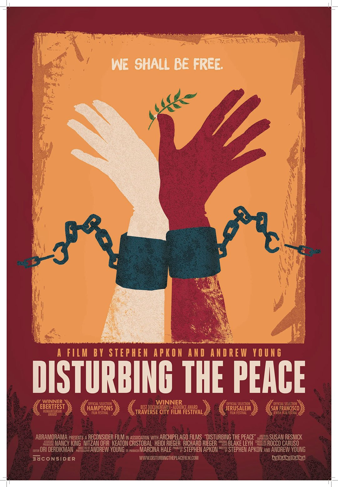 Disturbing the Peace Poster #1