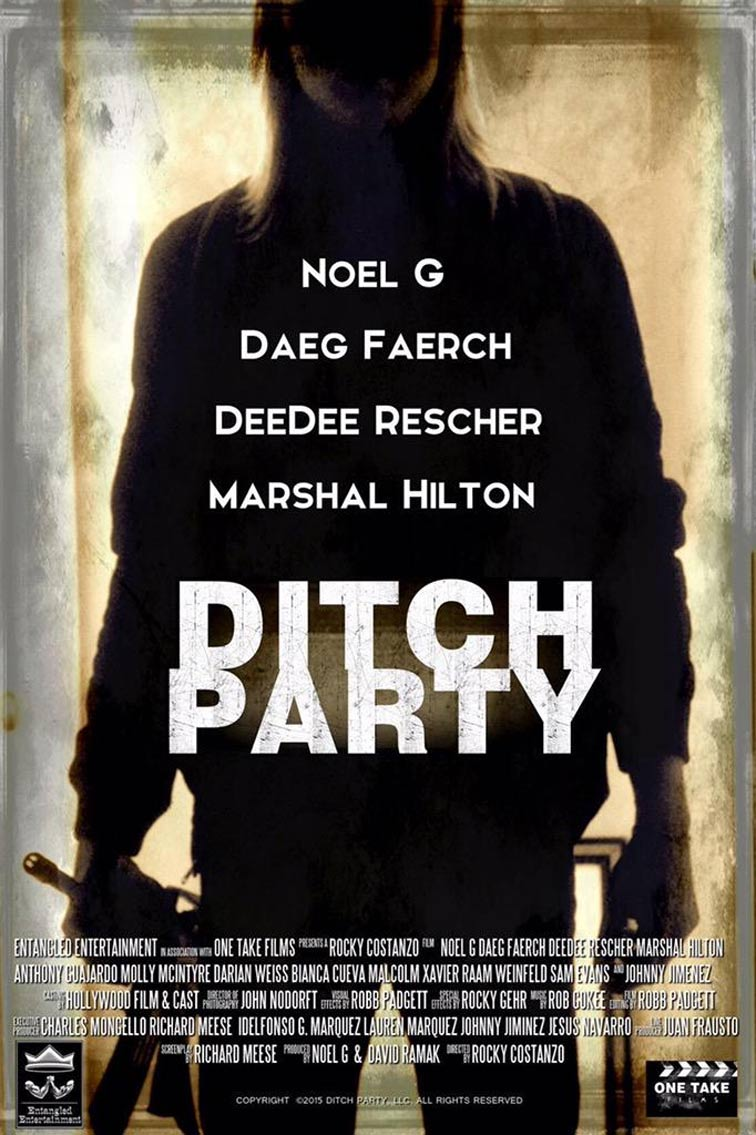 Ditch Party Poster #1