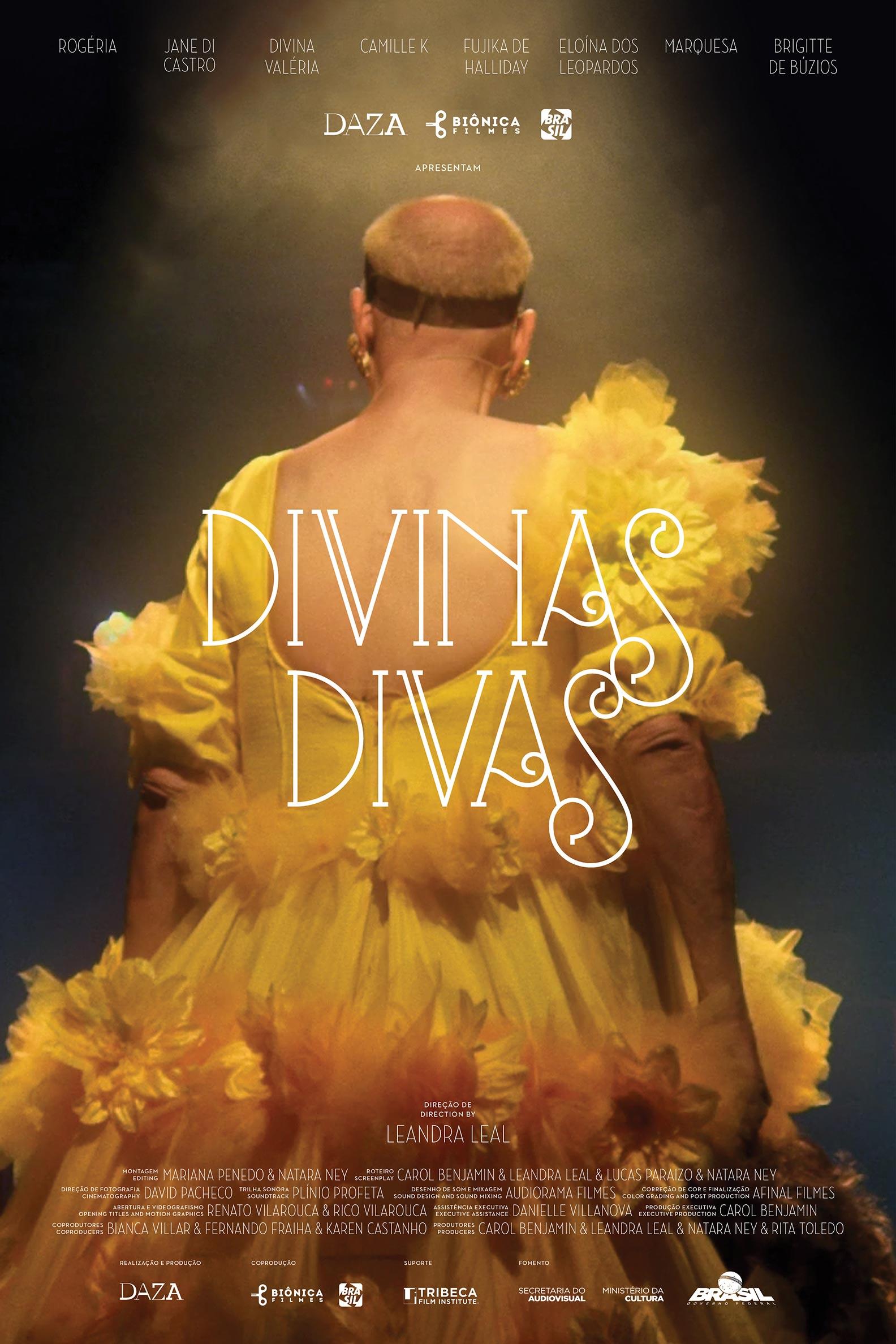 Divinas Divas Poster #1
