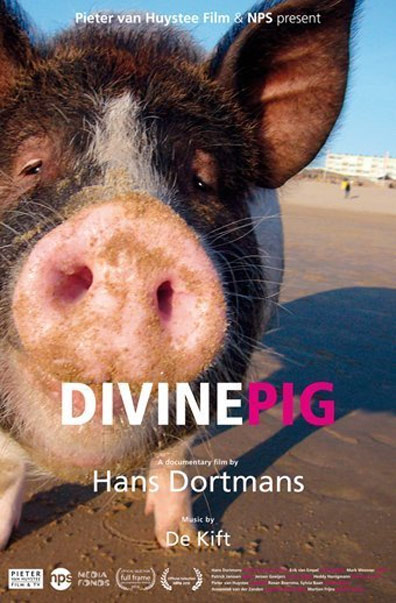Divine Pig Poster #1