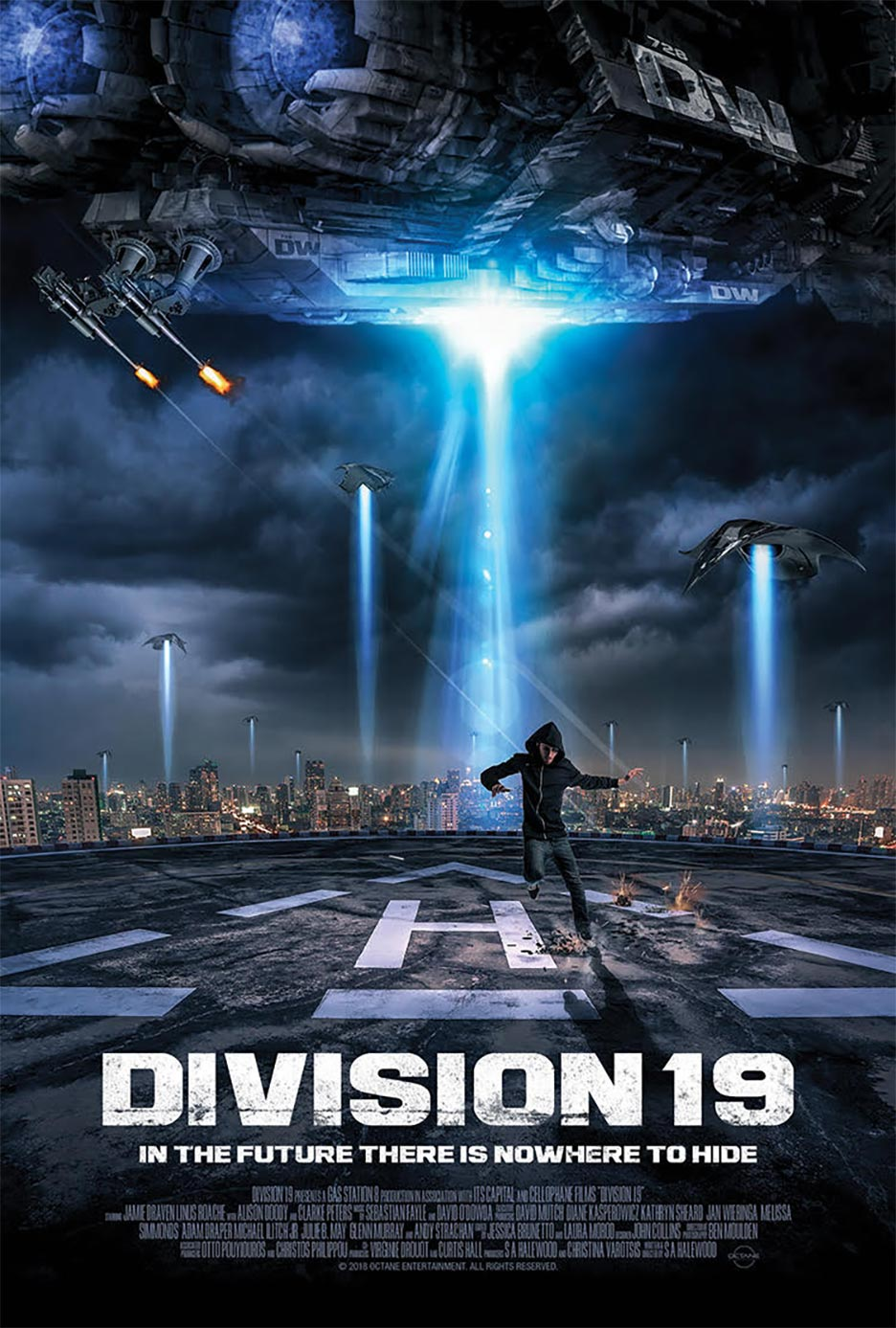 Division 19 Poster #1