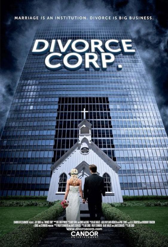 Divorce Corp Poster #1