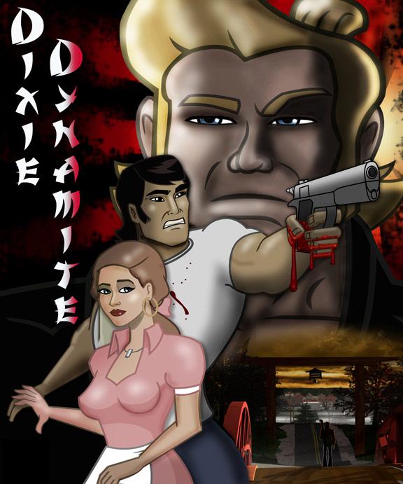 Dixie Dynamite Poster #1