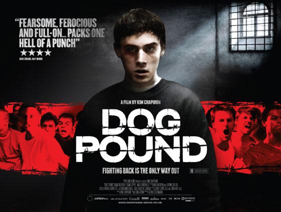 Dog Pound Poster #2