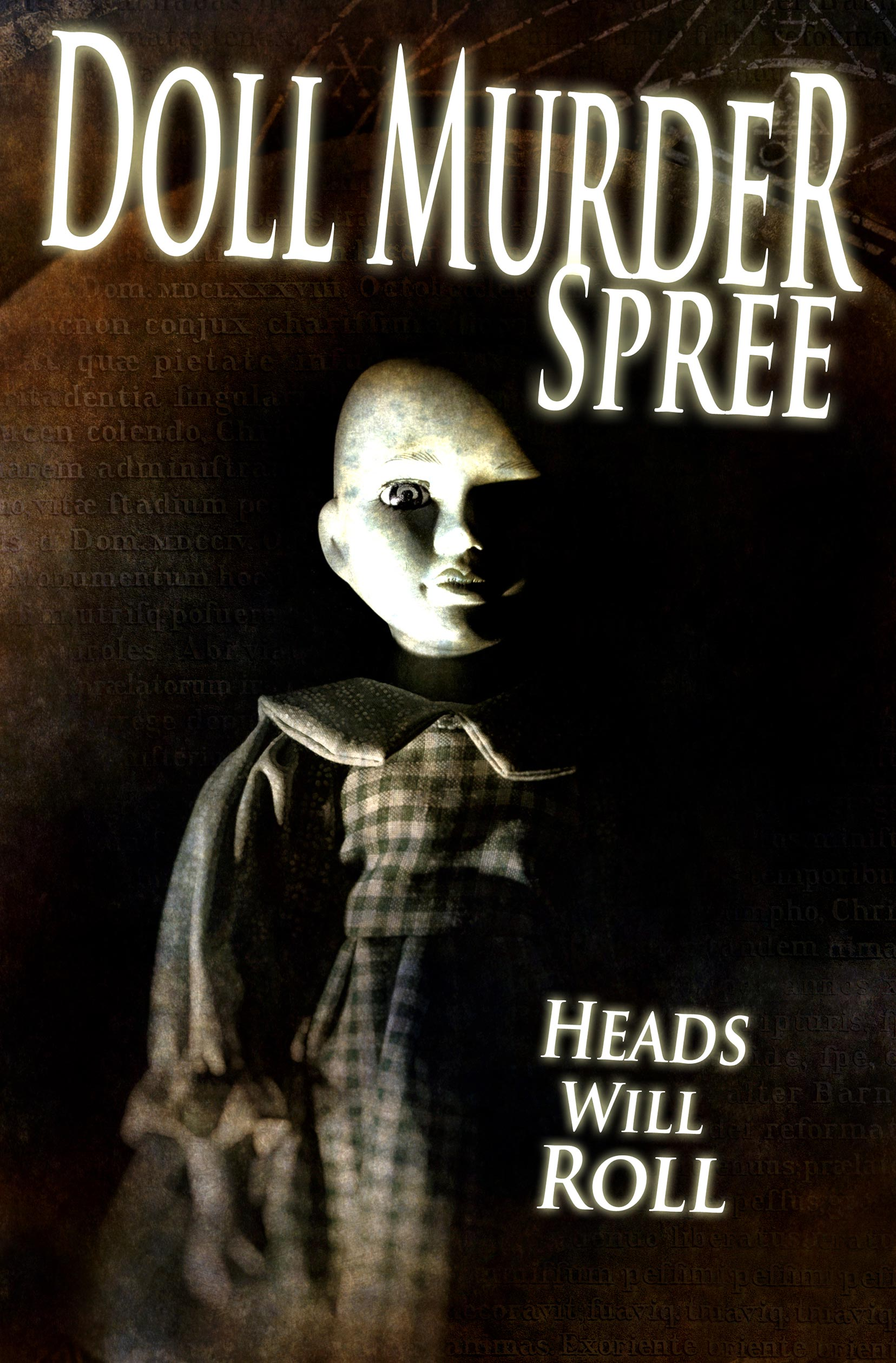 Doll Murder Spree Poster #1