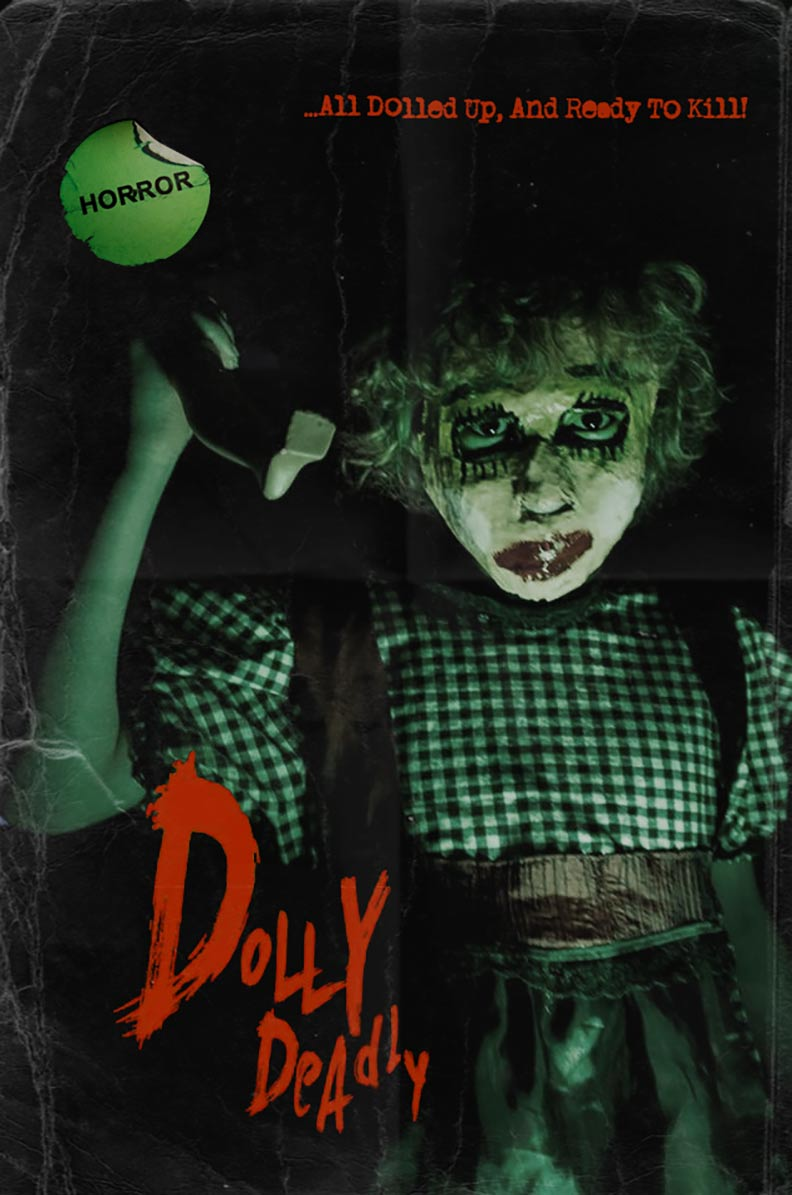 Dolly Deadly Poster #1
